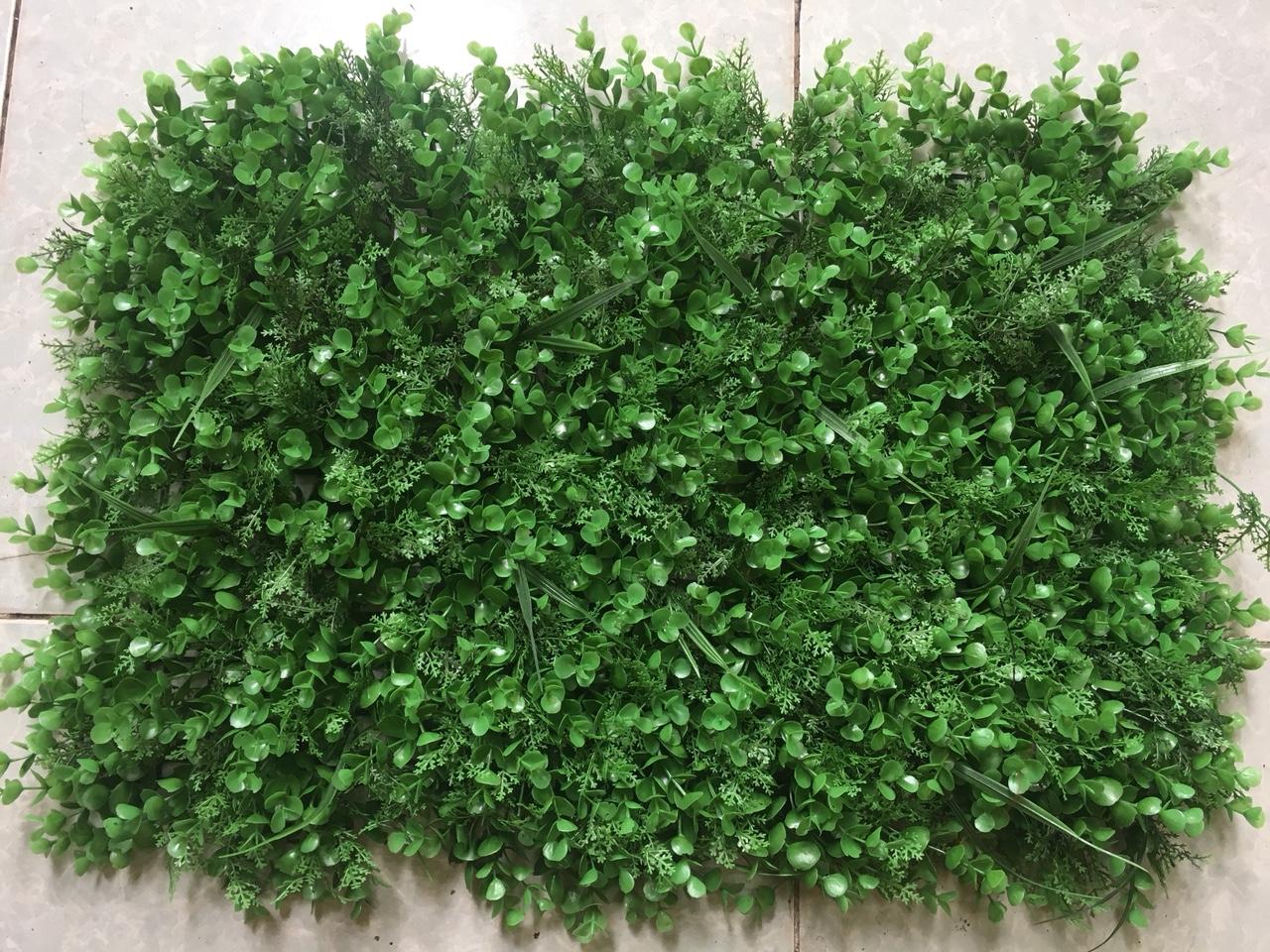 tường cây giả cho văn phòng